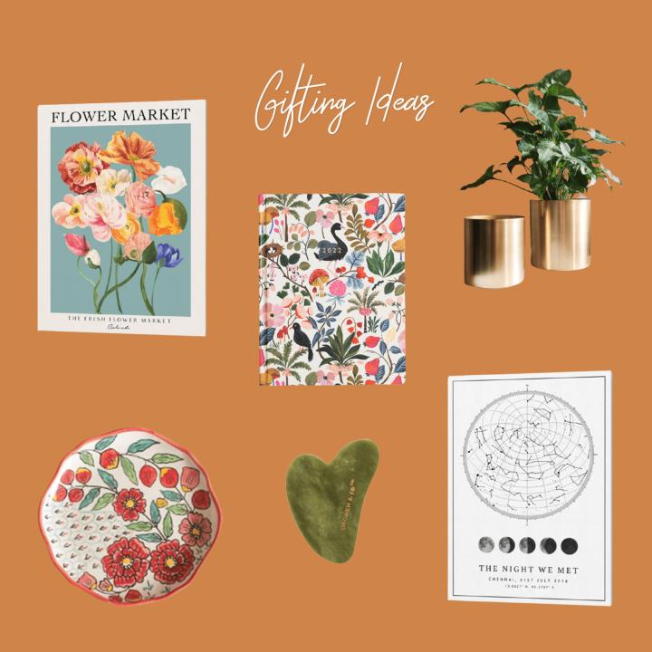 Gifting Ideas: Homeware, Decor, Stationery andMore